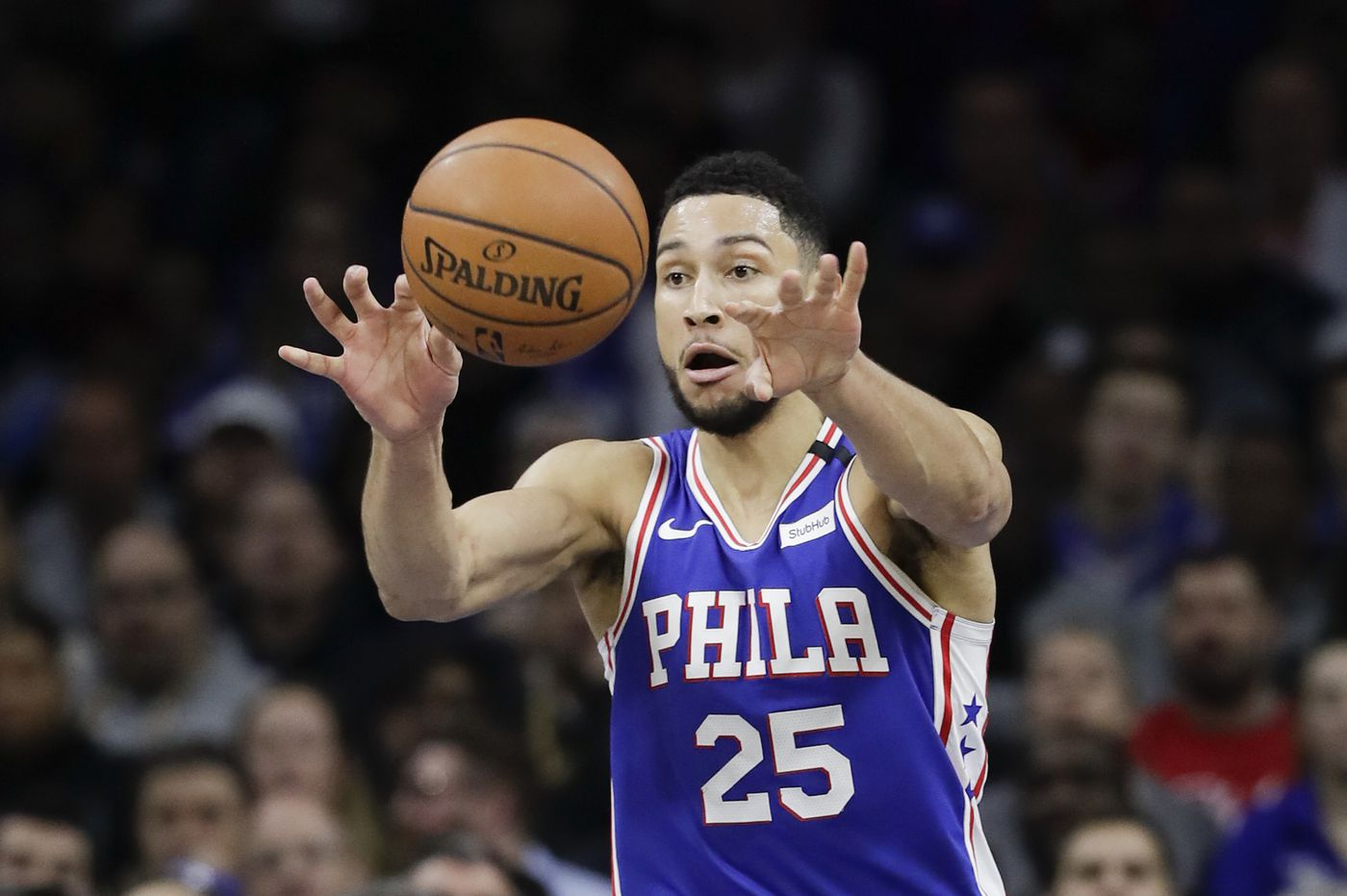 Sixers have had mixed results against the NBA's top teams