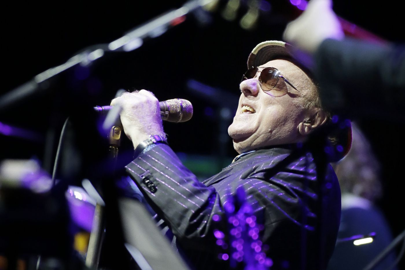 Review: Willie Nelson and Van Morrison team up at Outlaw fest in Camden