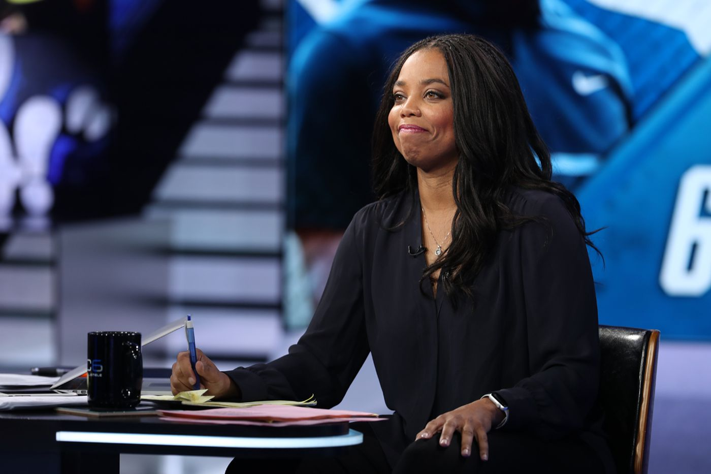 Ex-ESPN reporter Britt McHenry thrilled about Fox News