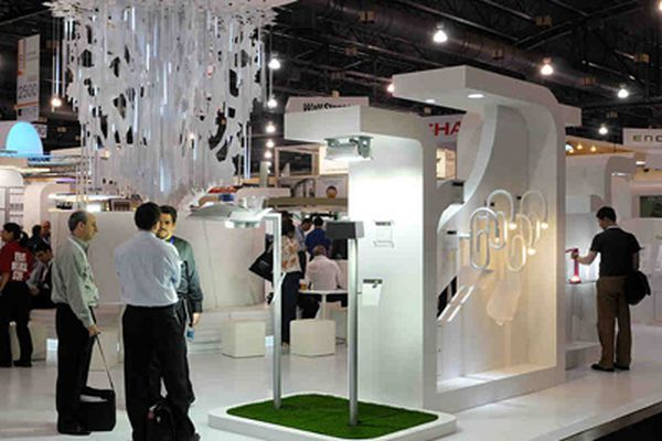 LEDs the shining star at trade show