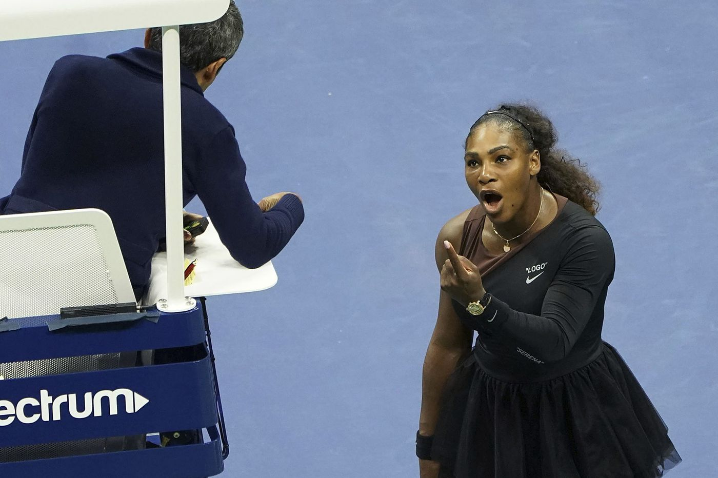 Behind Serena Williams' outburst is a rising bucket of BS women of color have to carry | Helen Ubiñas