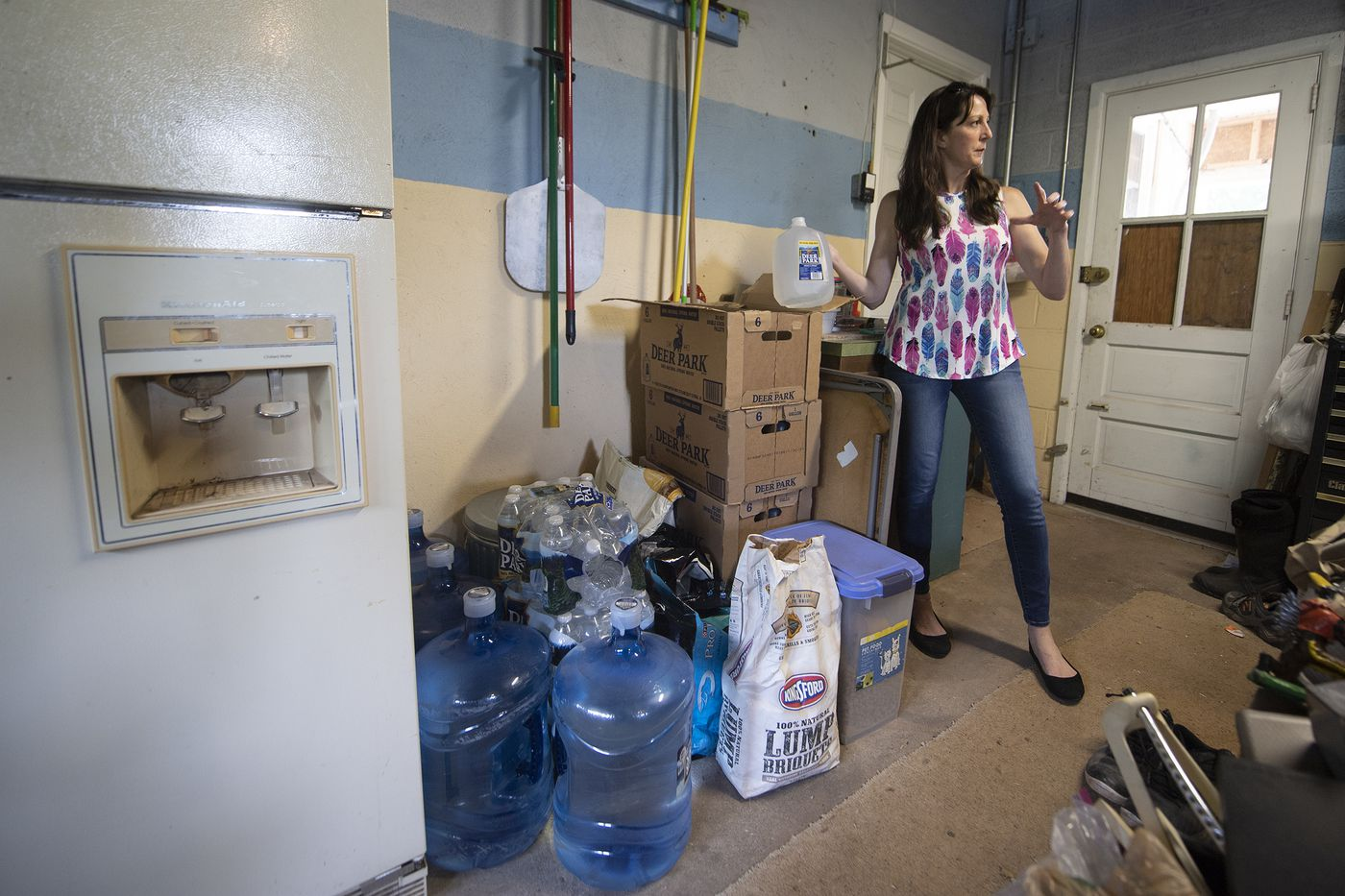 This Pa  neighborhood with tainted wells has been on bottled water