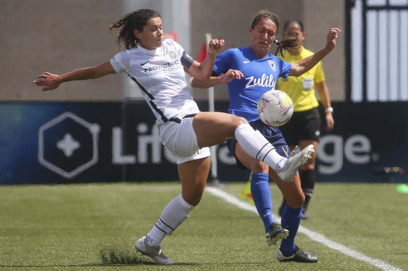 NWSL Challenge Cup: North Carolina beats Sky Blue, Portland ties OL Reign to end first round