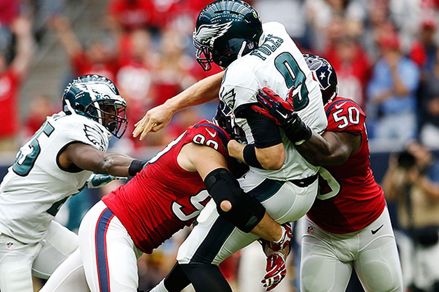 Three days that shaped Eagles season