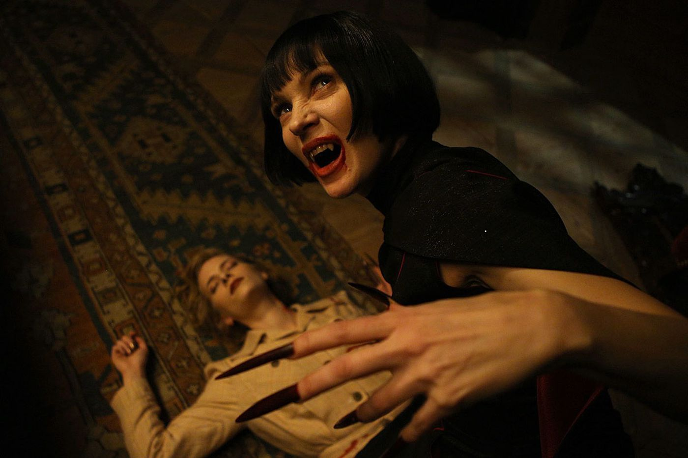 'Therapy for a Vampire': A count hits Freud's couch, comically