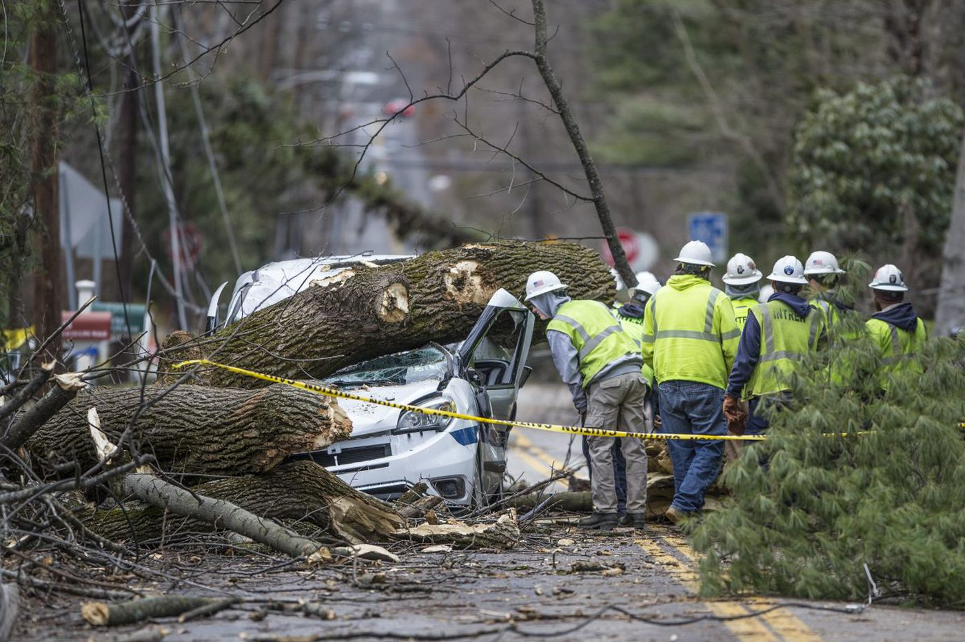 'One of the worst storms' in Peco's history complicates utility response