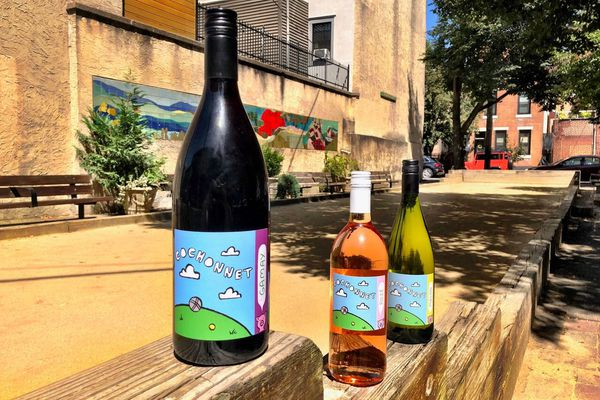 Drink: Cochonnet wines, au naturel from France, with a hip Philly twist
