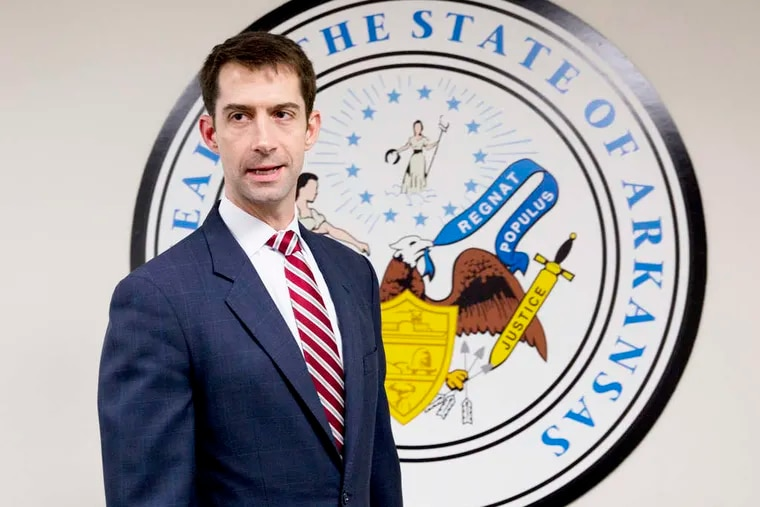 Sen. Tom Cotton (R., Ark.) has been hailed by the Republican Party's neoconservative wing as a future foreign-policy star, but the cavalier way he conceived and sent his letter suggests he and his GOP cohort are not ready for prime time.