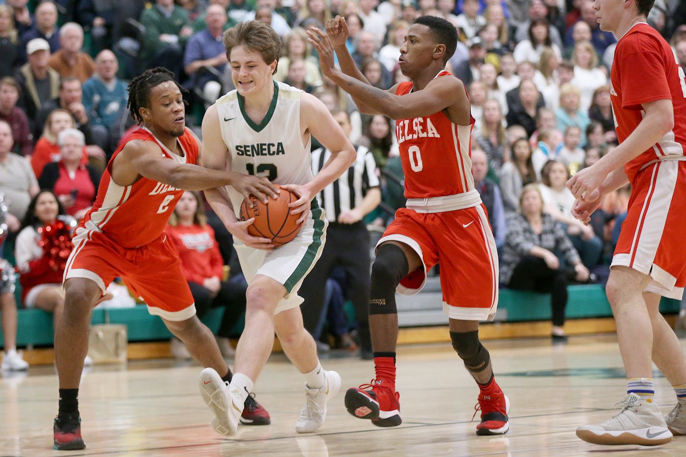 Thursday's South Jersey roundup: Seneca boys' basketball