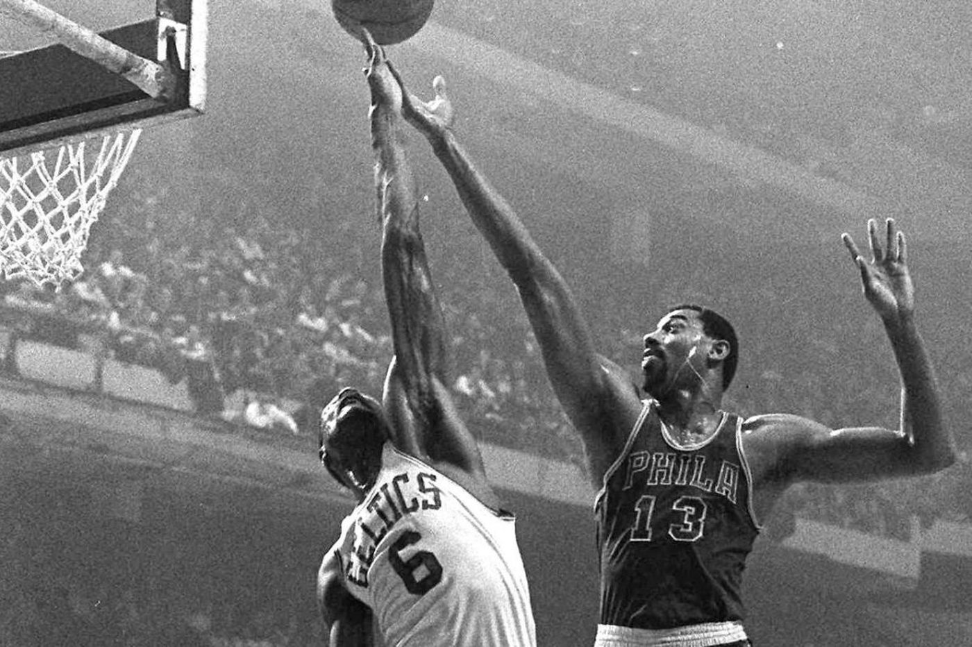 A look back at Wilt Chamberlain on the anniversary of his death