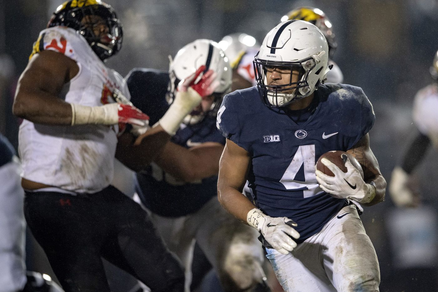 Penn State remains at No. 12 in College Football Playoff rankings