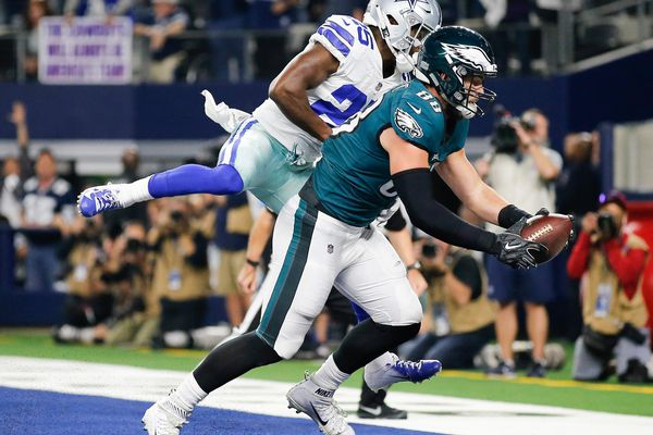 Cowboys 29, Eagles 23: Doug Pederson, officials trending down; Dallas Goedert trending up despite loss