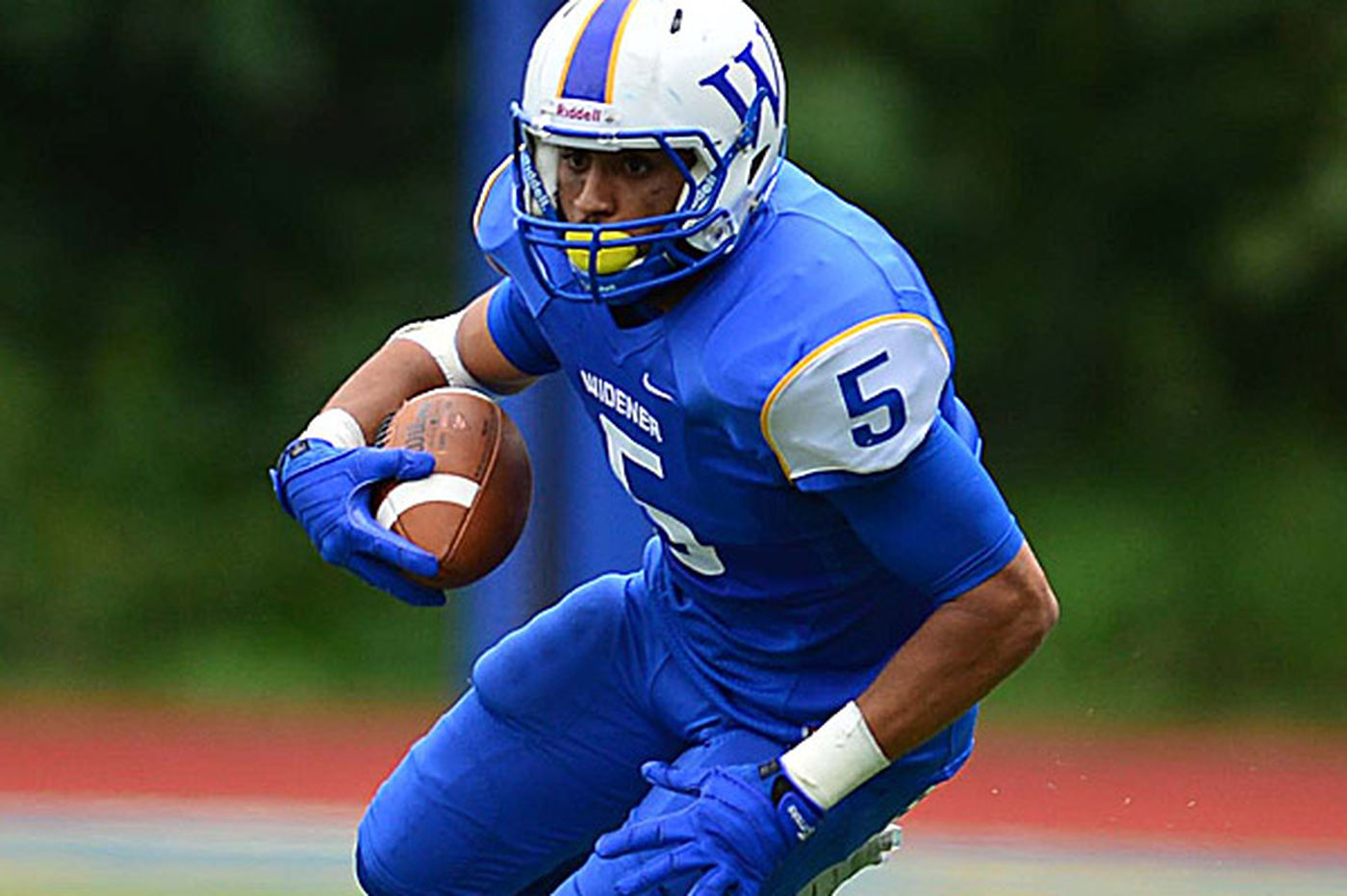 Widener, Rowan will clash in football on Friday