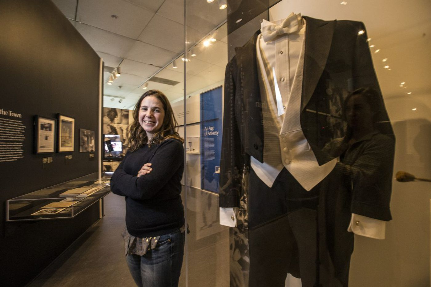 Leonard Bernstein show at the Jewish museum: 'West Side' story and 'Radical Chic' too