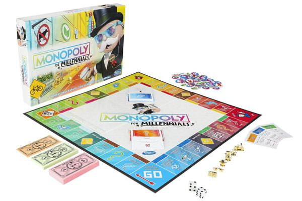 New 'Monopoly for Millennials' mocks a generation and highlights a rift