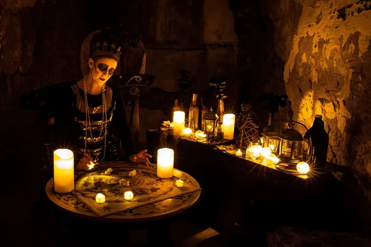 Halloween Nights at Eastern State Penitentiary.