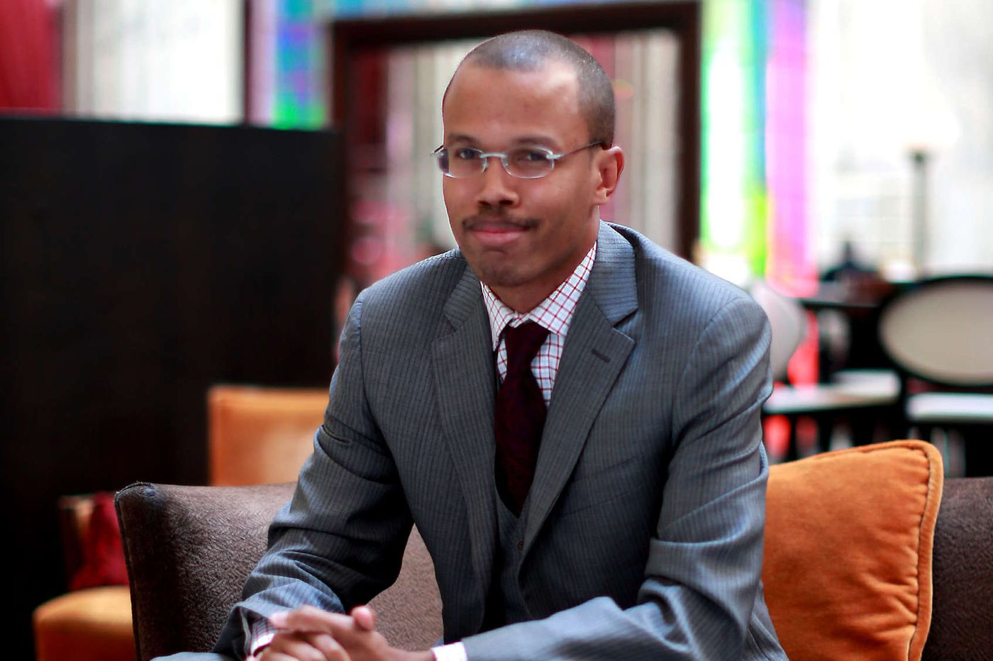 Guess who's home from federal prison in time for the holidays? Chaka Fattah Jr. | Jenice Armstrong