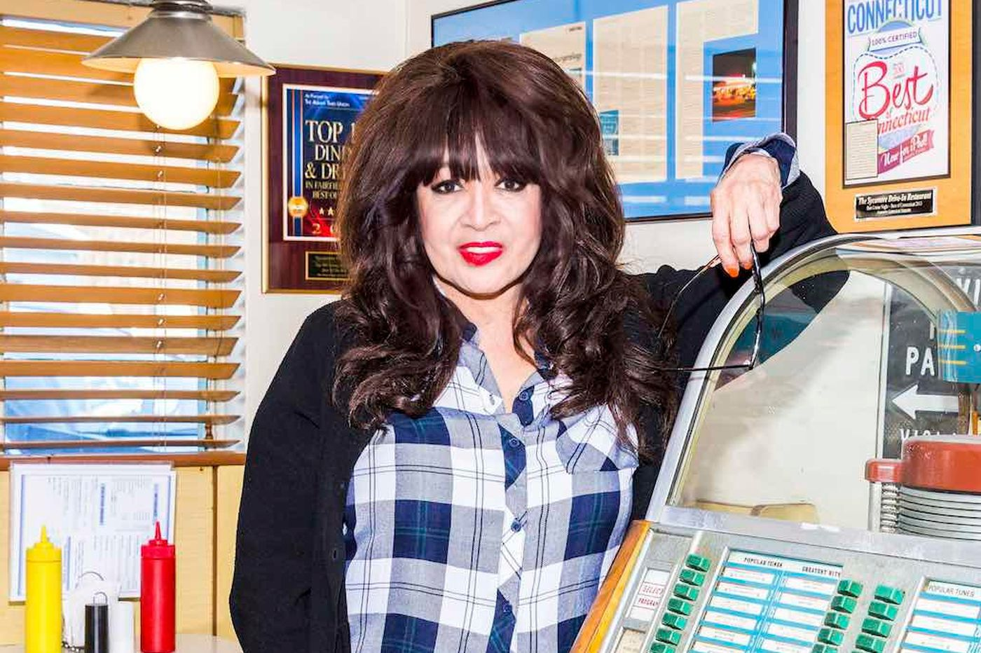 Girl group diva Ronnie Spector wants you to the have the 'Best Christmas Ever'