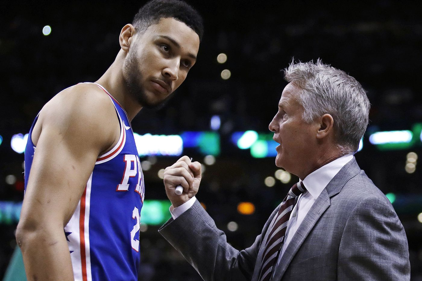 Sixers offseason work was done with the goal of an NBA Finals' appearance in mind