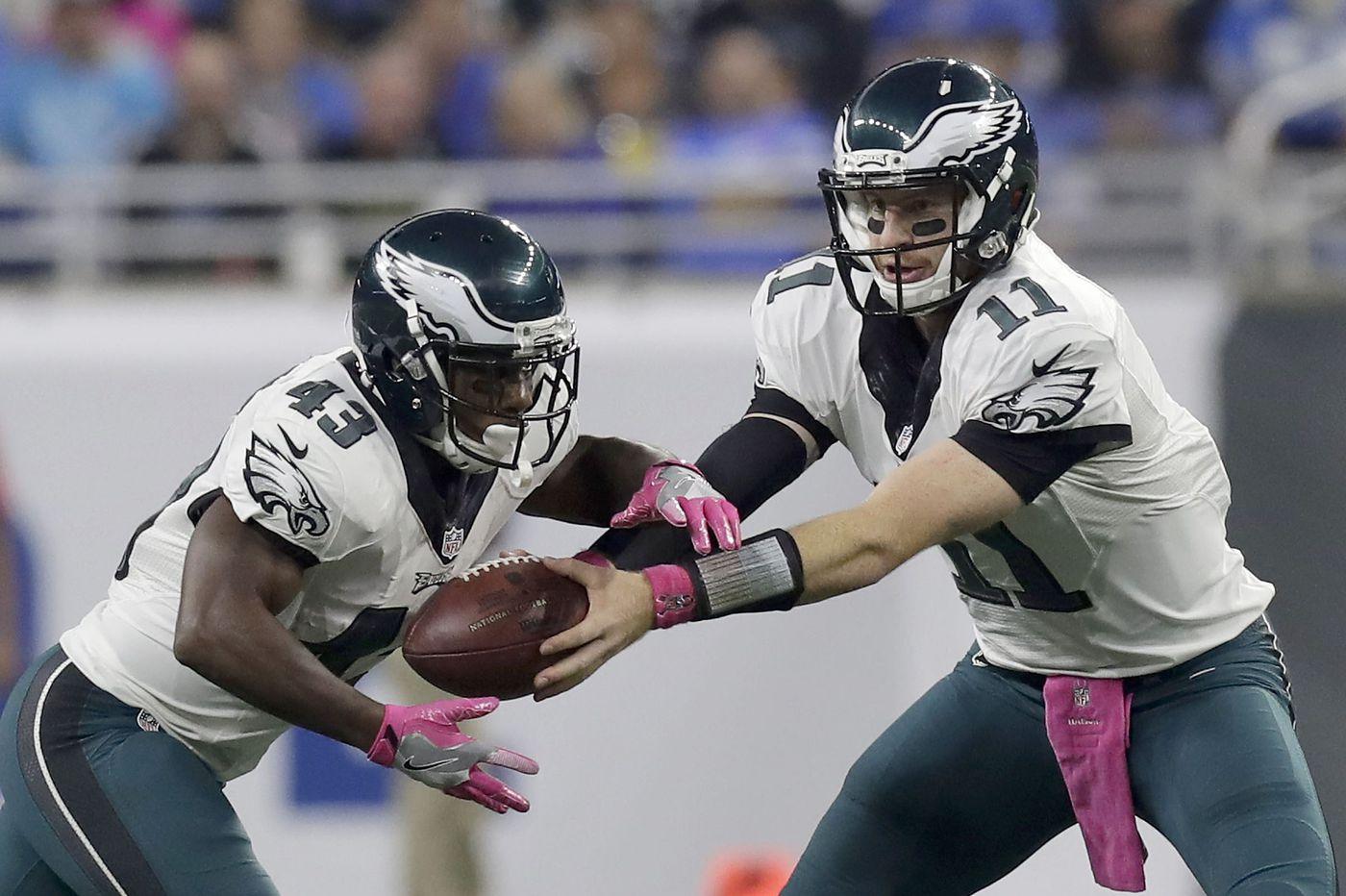 Eagles' Darren Sproles says 2018 season will be his last