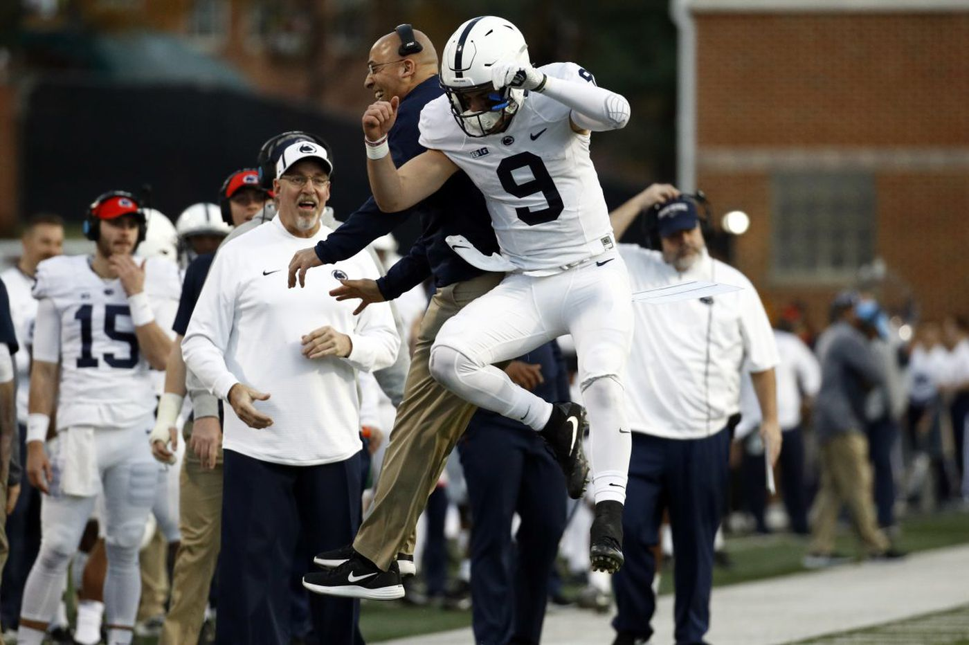 Penn State finishes strong, awaits bowl destination