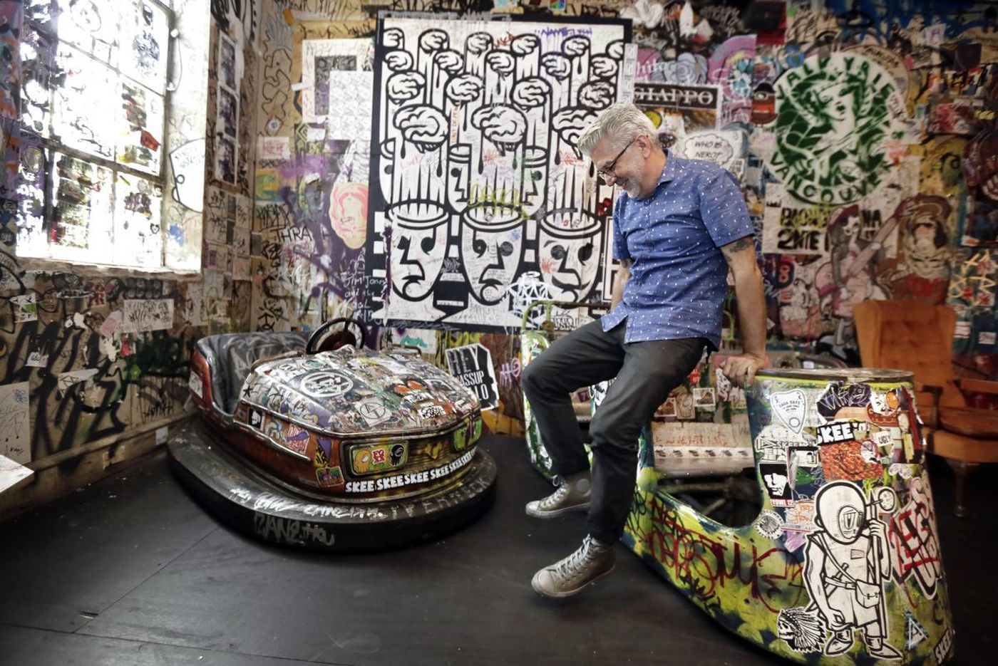 How Tattooed Mom became Philly's premier street-art museum