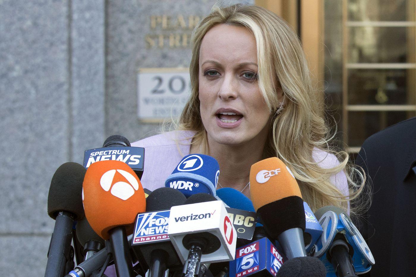 Stormy Daniels settles suit against Michael Cohen in hush-money scandal