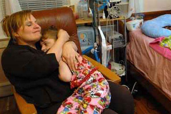 Sara's story touches hearts