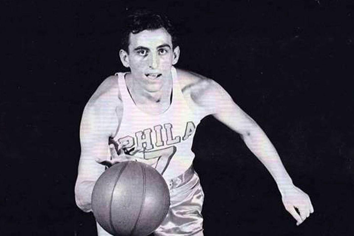 Jerry Rullo, 94, basketball pro became city rec coach