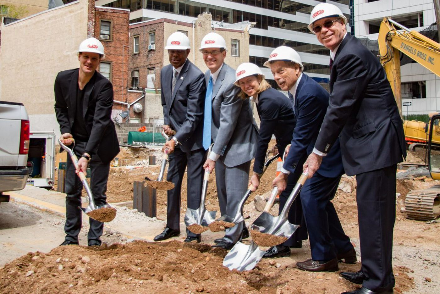 Ground is broken on Pod Philly micro-hotel in Center City