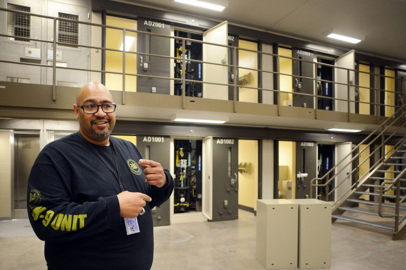 Pa. sending prisoners out of old Graterford before new Phoenix prison is ready