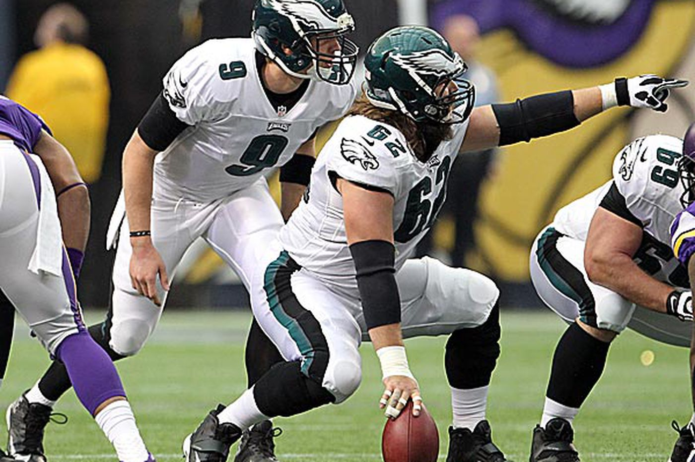Eagles Notebook: Eagles were more than half confident