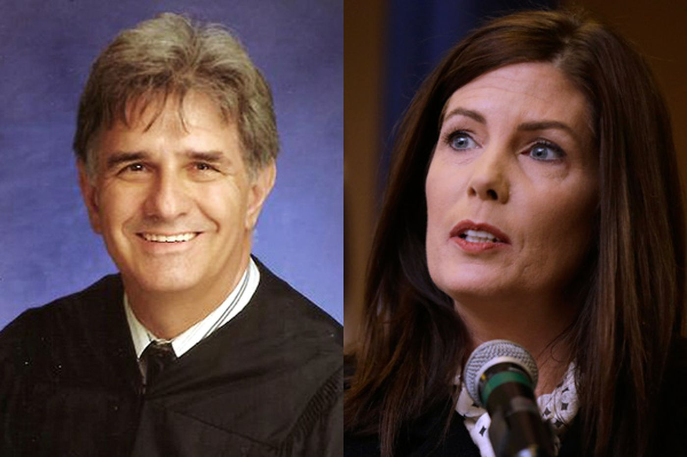 Kane behind ouster of judge from corruption role