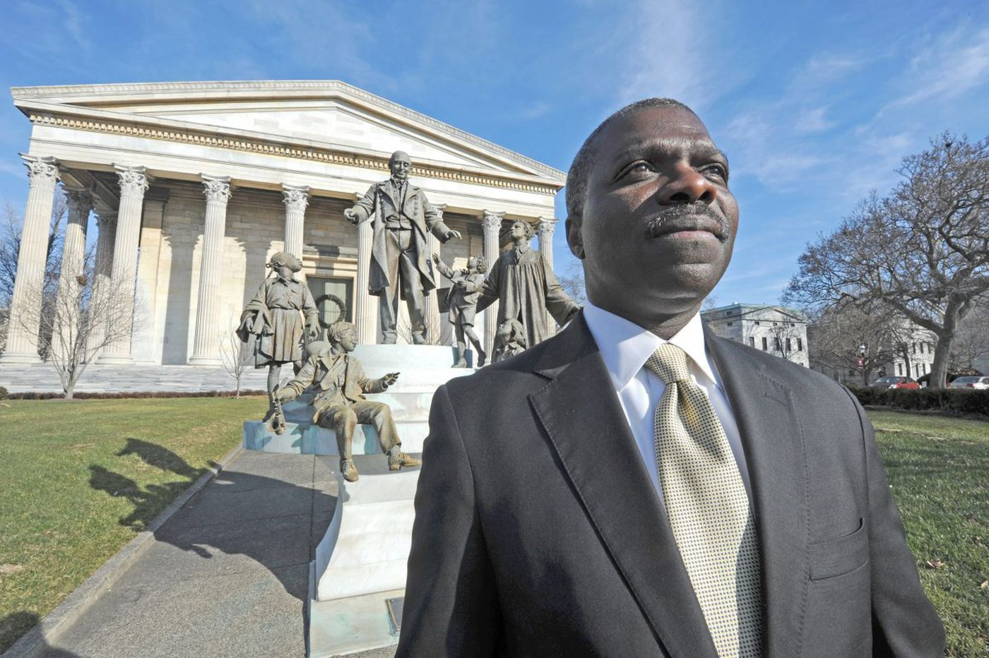 Girard College president Clarence Armbrister leaving to head university in Charlotte