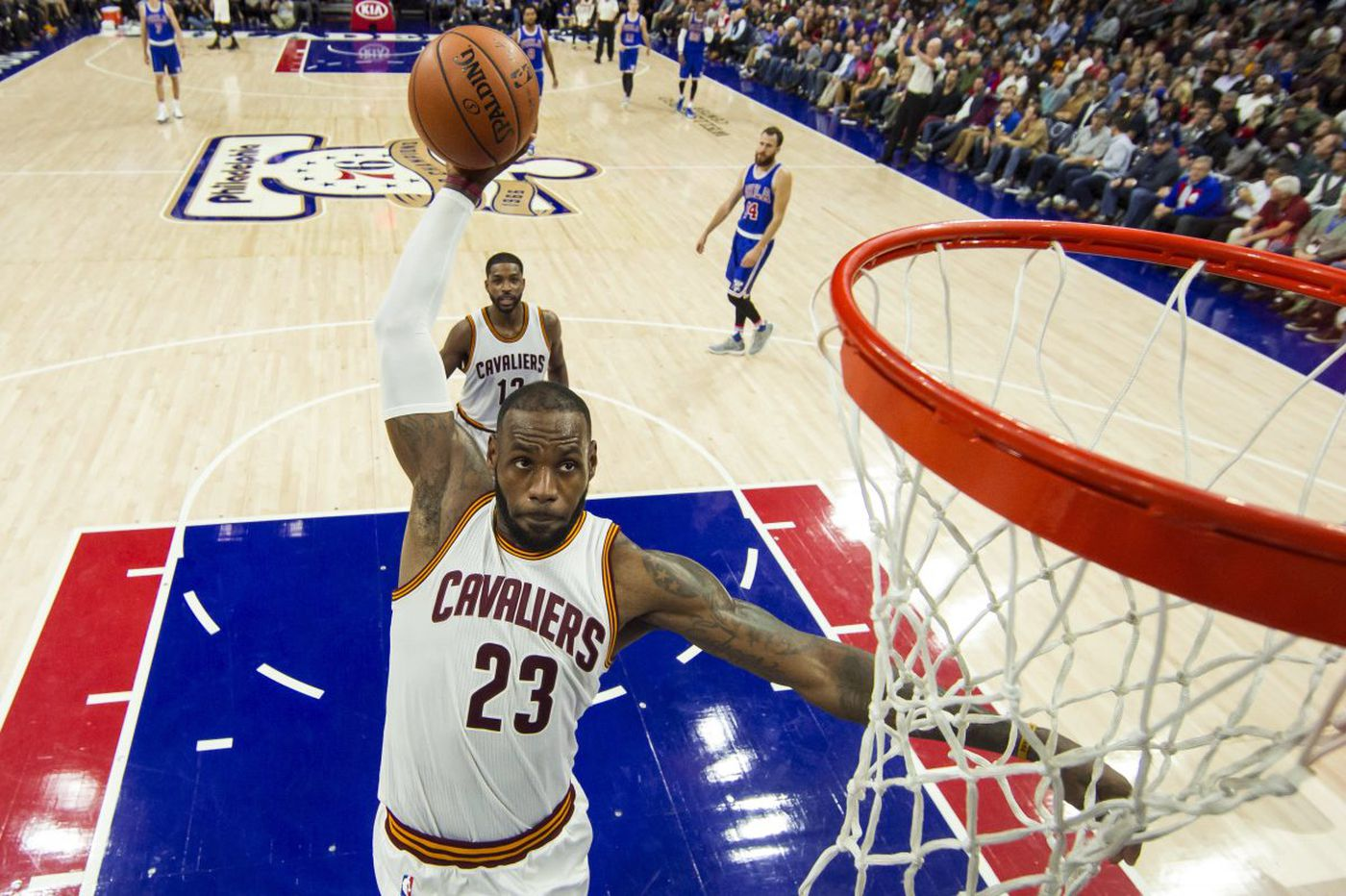 LeBron James to the 76ers is just a tease | Bob Ford