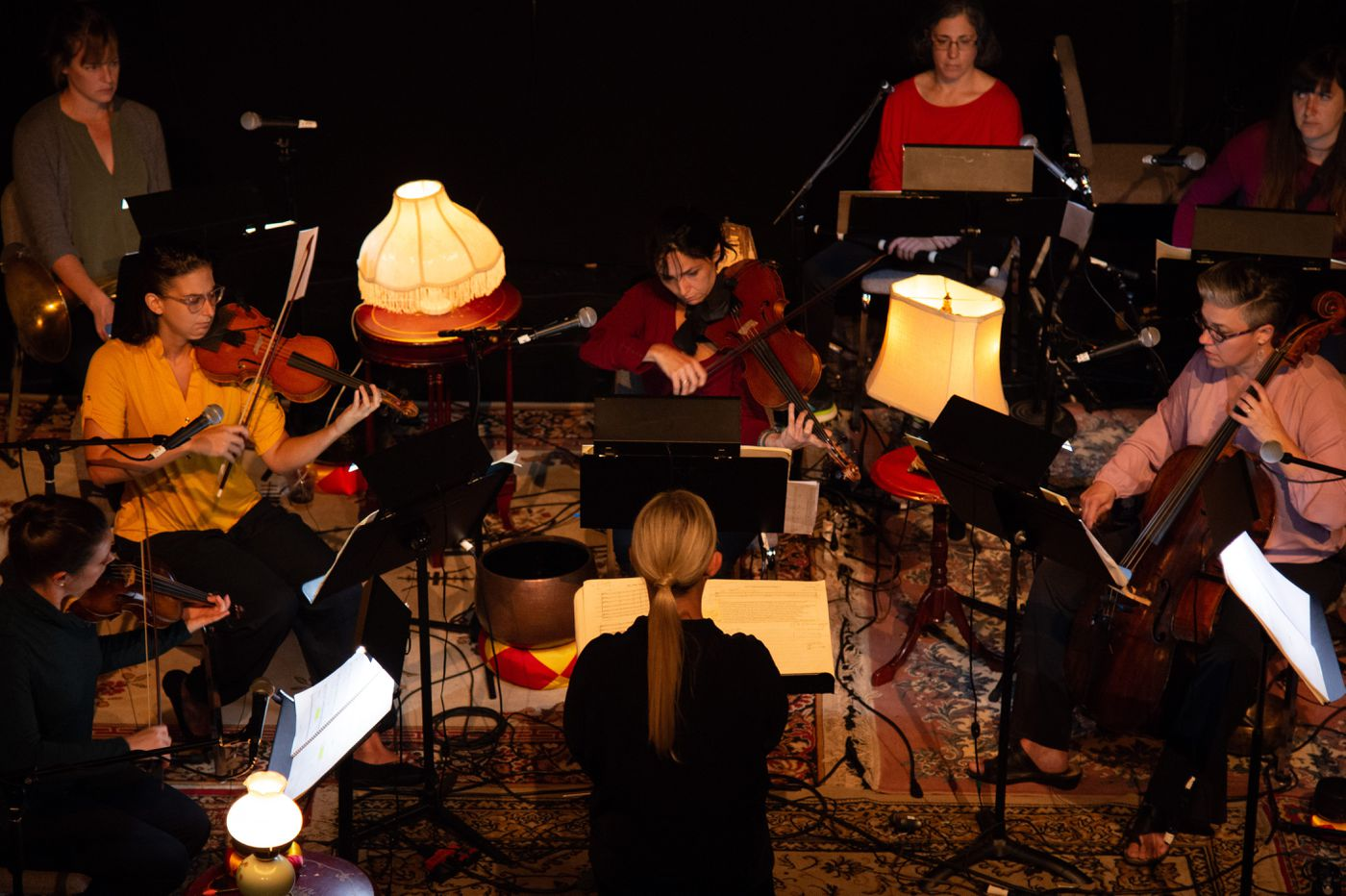 'Songs of Wars I Have Seen' at FringeArts: A strangely consoling piece about turmoil