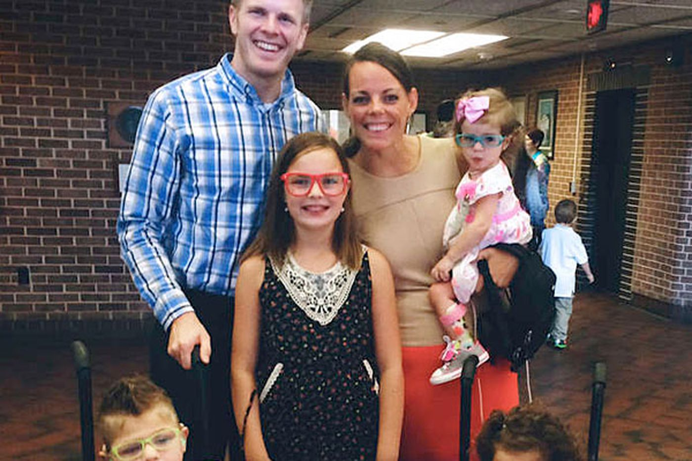 The Parent Trip: Karen Owens and Adam Owens of Wyomissing