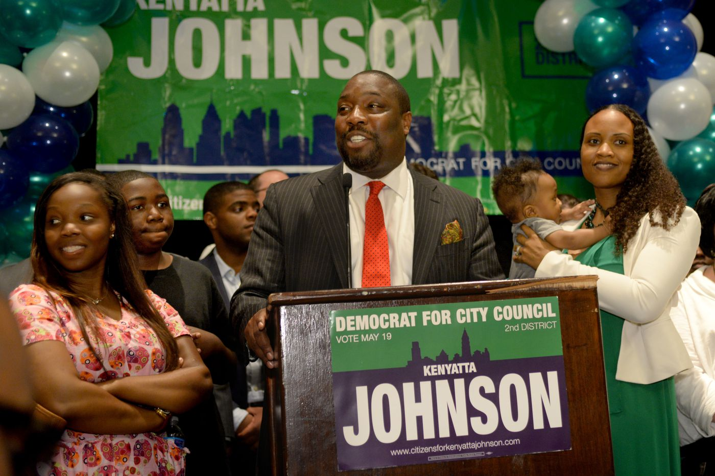 Johnny Doc case: Which city councilman needed a soda tax 'hug'? Kenyatta Johnson, sources say.