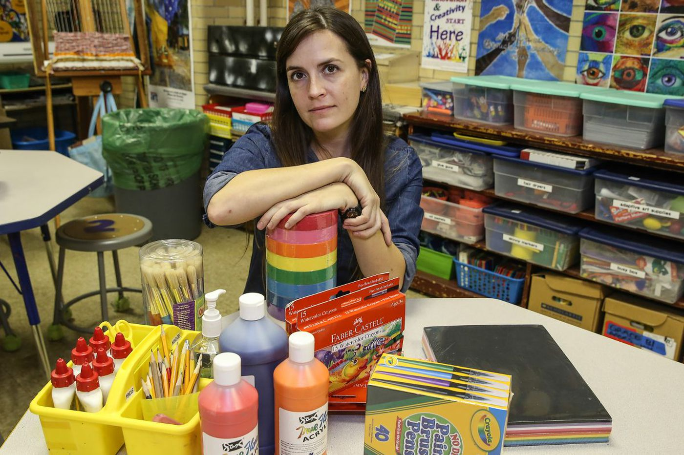 Teachers spend hundreds from their pockets on school supplies: 'Honestly, there's no choice'