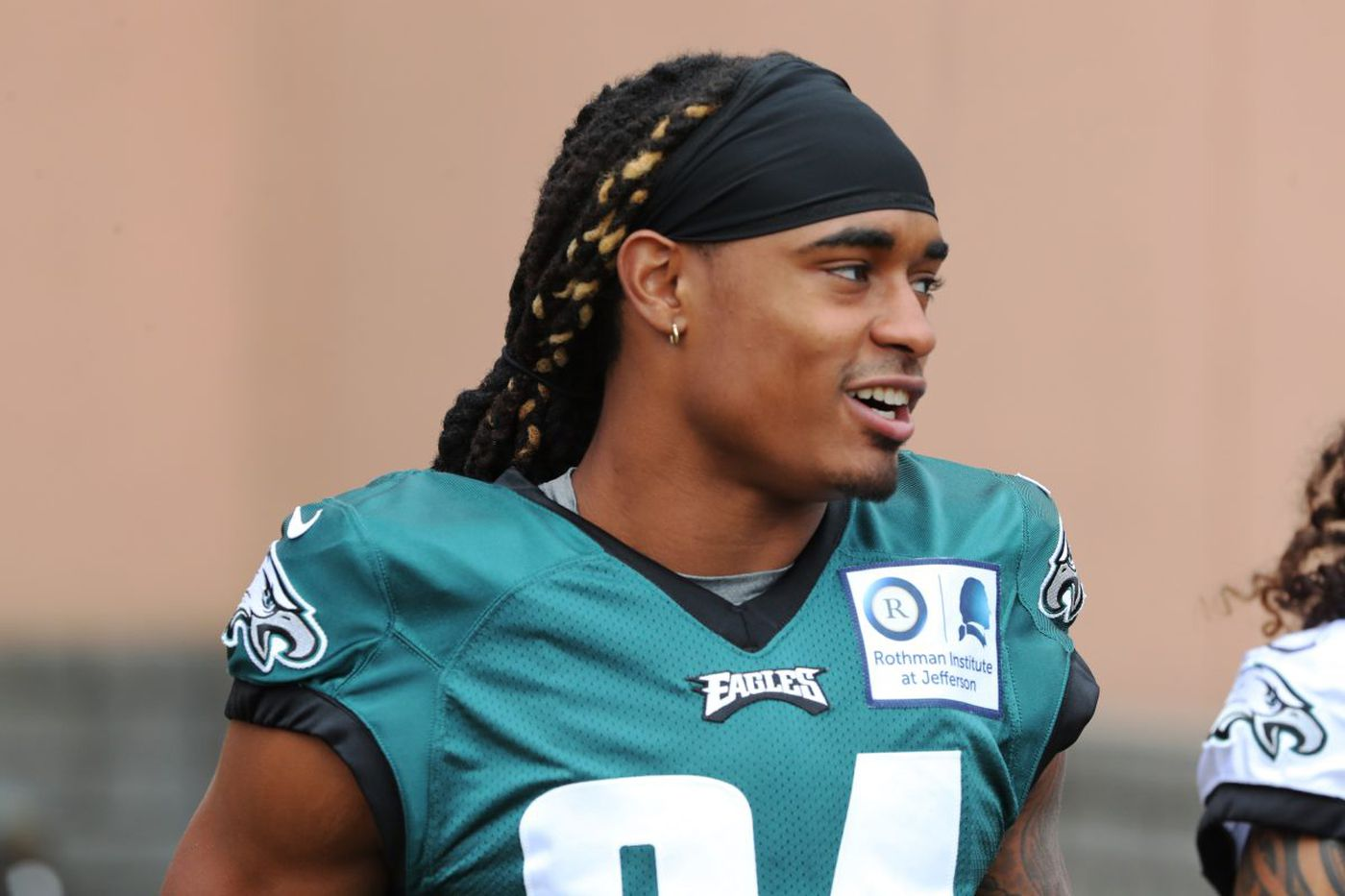 Finally healthy, Marcus Johnson a legit contender for Eagles' roster | David Murphy