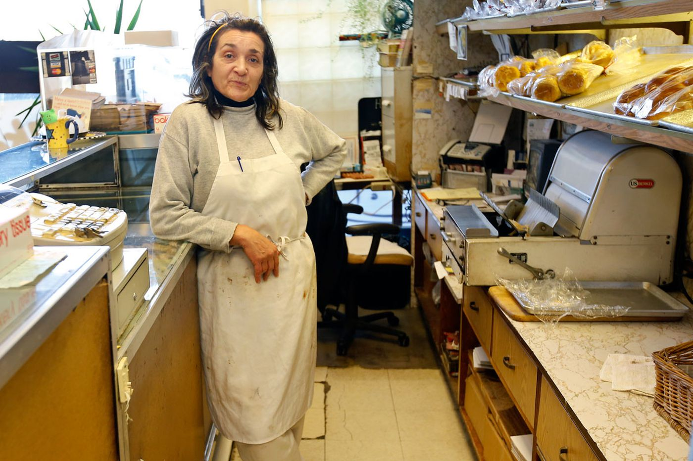 Shot and left for dead, Overbrook Park baker is back with protection