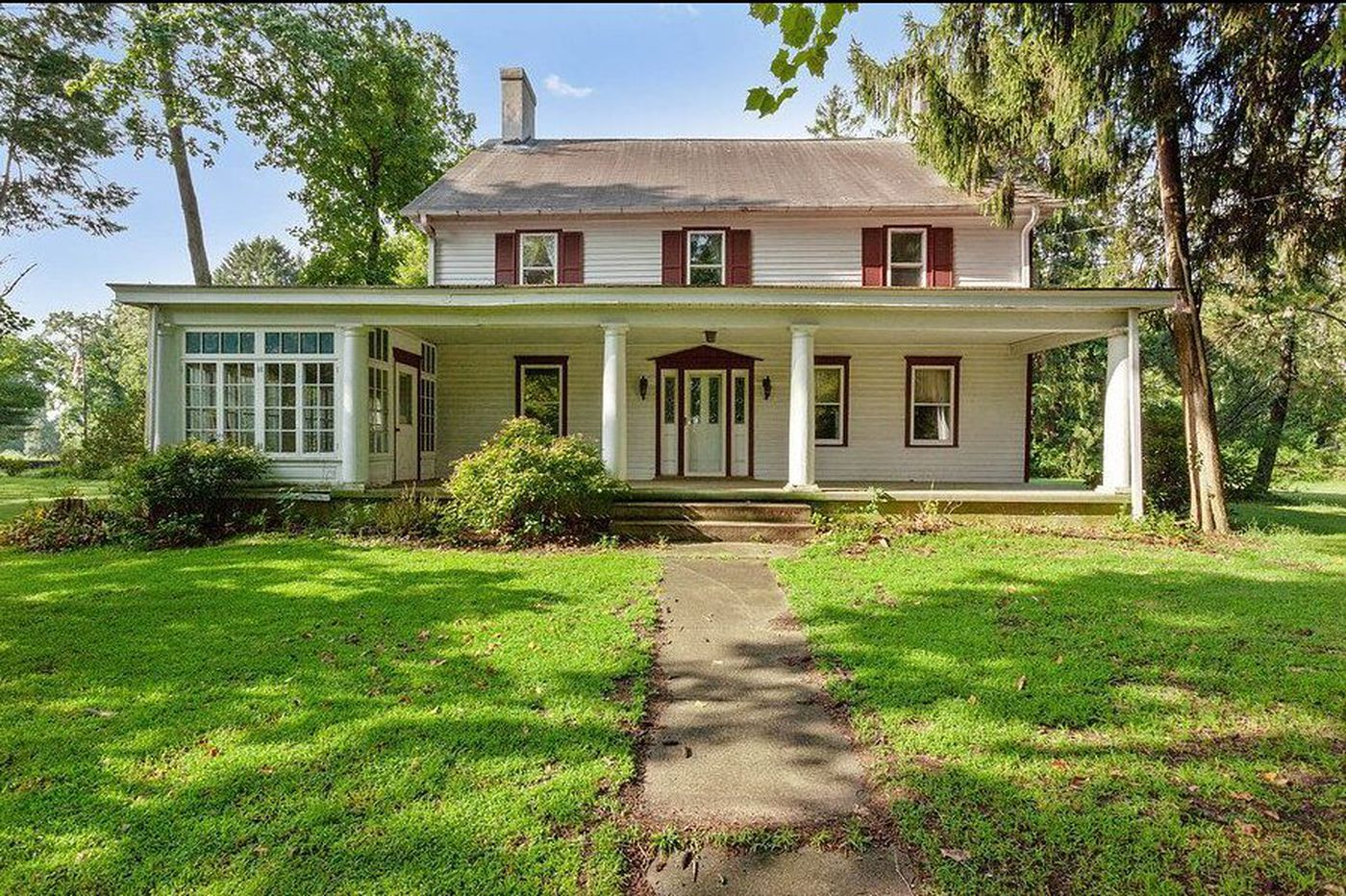 On the market: Historic family home in Medford Farms for $399,000