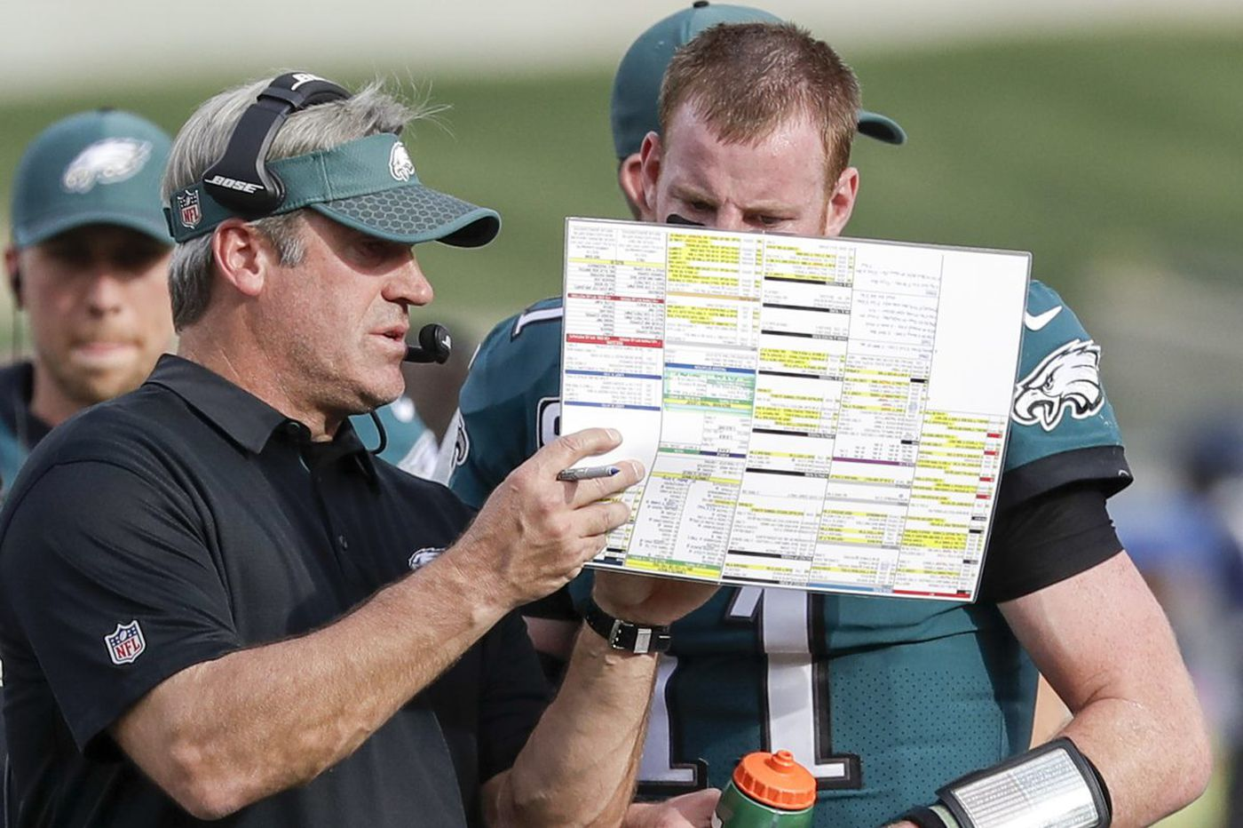 The Eagles' big question: Without Carson Wentz, what kind of coach is Doug Pederson? | Mike Sielski