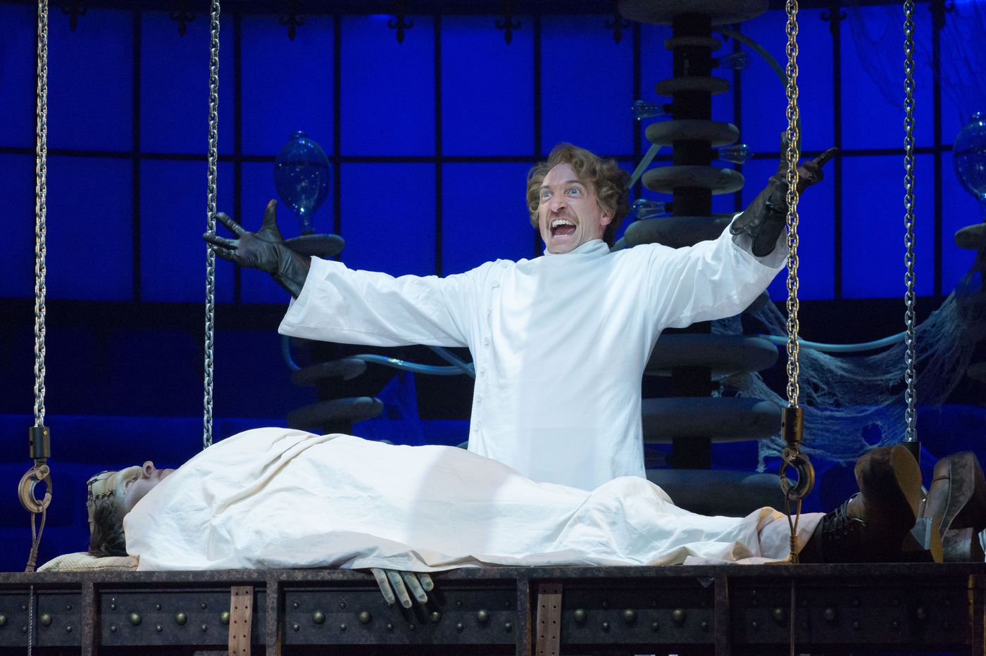 'Young Frankenstein' at Walnut Street Theatre: Happily spoofy and goofy