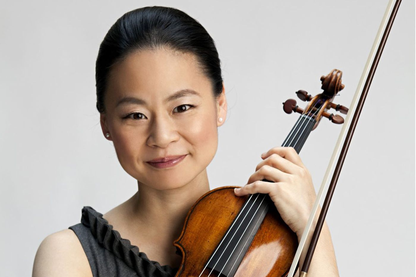 Renowned violinist Midori to join Curtis Institute faculty