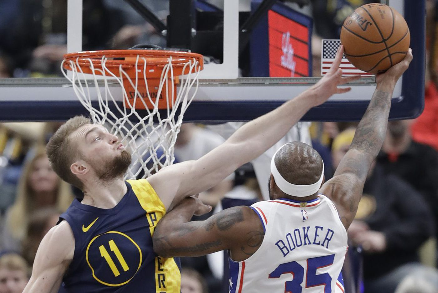 Sixers-Pacers: Lance Stephenson punishes in the fourth, and other quick thoughts from a 100-92 loss
