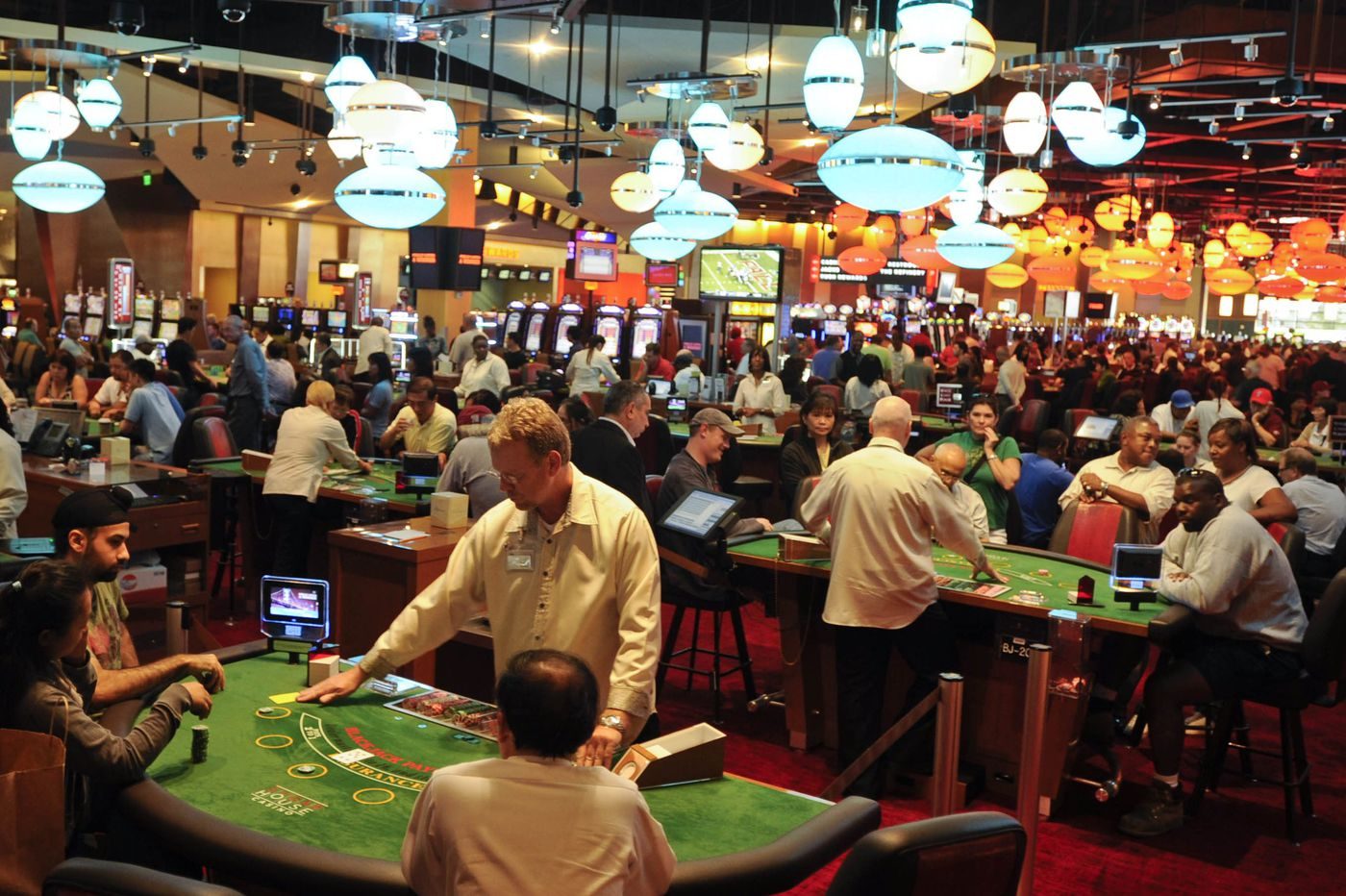With ban lifted, casinos' political contributions need some basic limits | Editorial