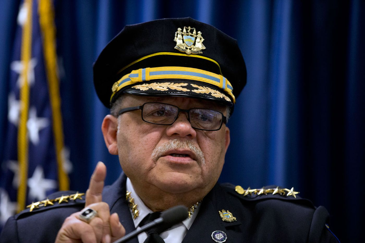 Ex-Philly police chief Charles Ramsey: U.S. is 'sitting on a powder keg'
