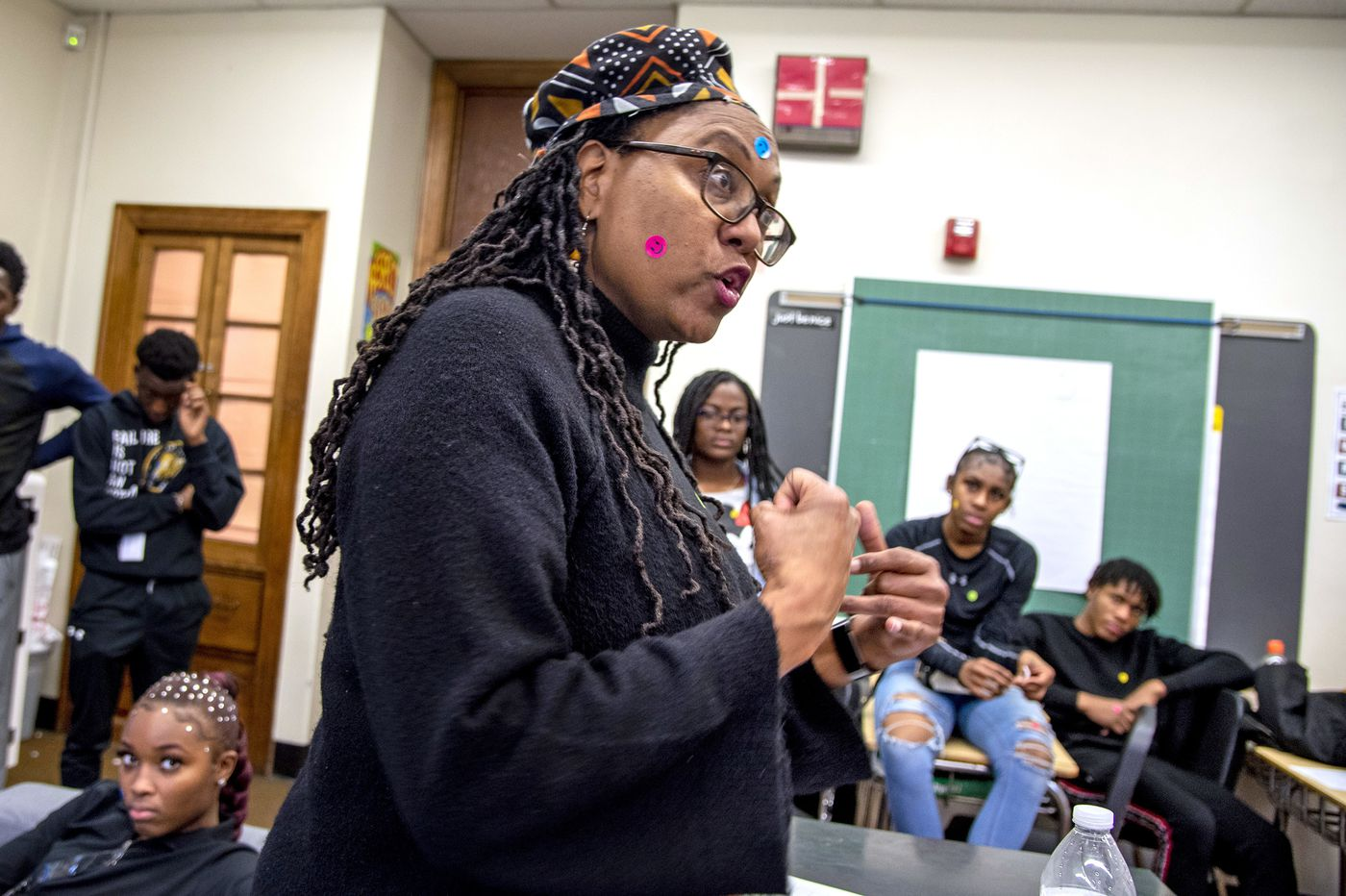 Can a Philly-area high school course help prevent intimate partner violence? 'Coach V' thinks so.