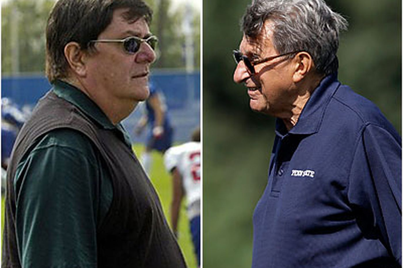 Ex-Giants GM, Paterno formed a fast friendship